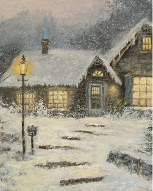 Рождественский вечер