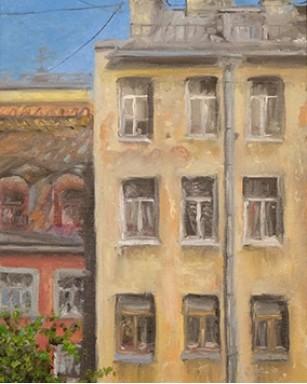 Фасады Петербурга